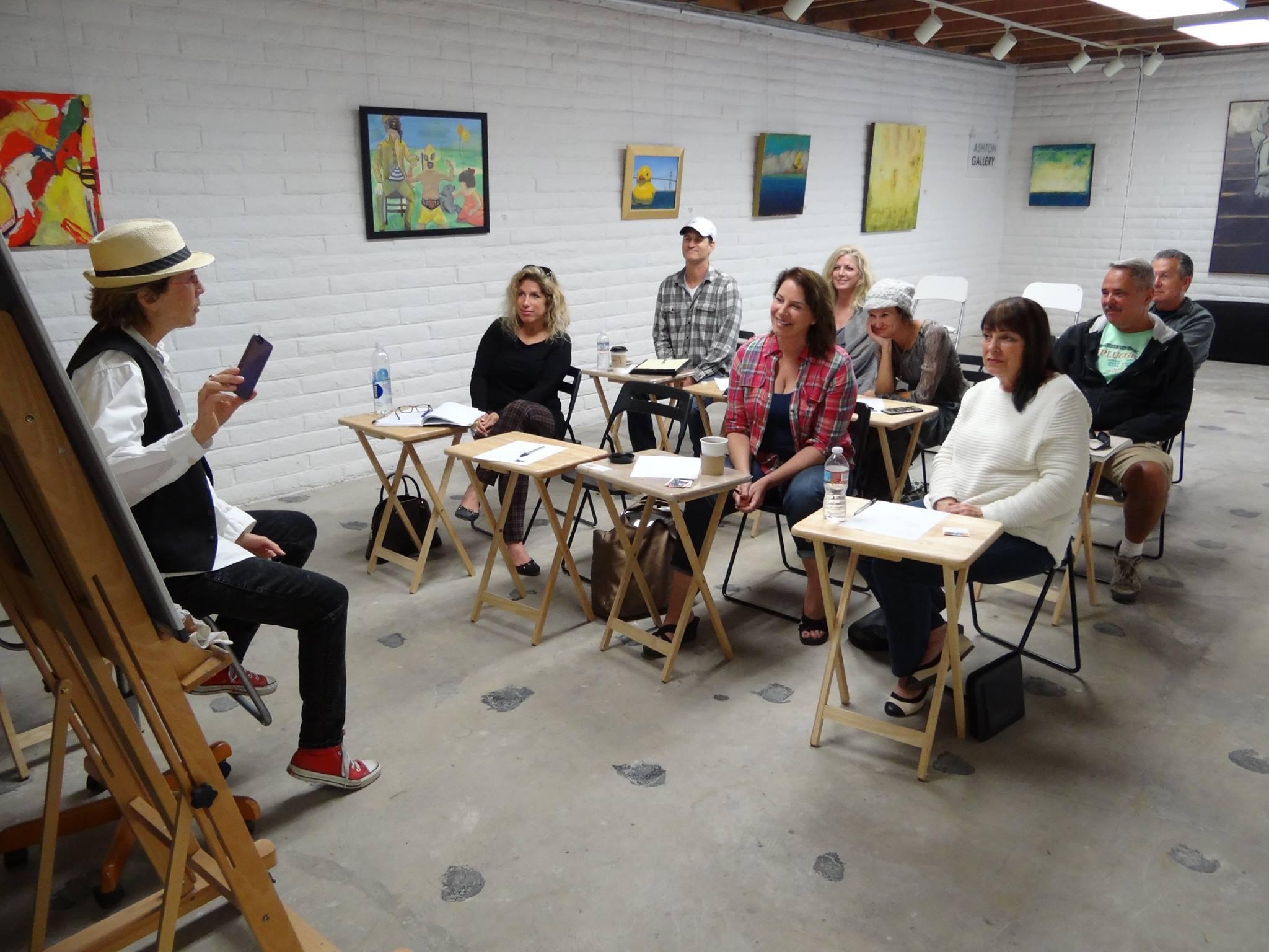 Art to Market community with Kate Ashton